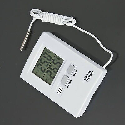 Digital LCD Thermometer Temperature Meter Tester Home Indoor Outdoor OK