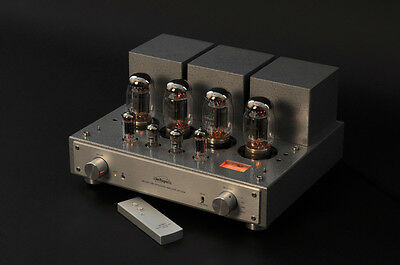 LM-216IA Line Magnetic KT88X4 Vacuum Tube Integrated HIFI Amplifier 220V New