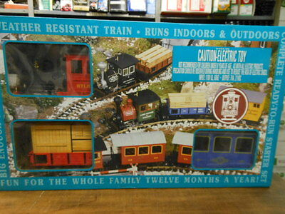 LGB G Scale Freight Set-Atlas 92781
