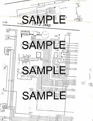 69 Jeepster Wiring Diagram - All Diagram Schematics on