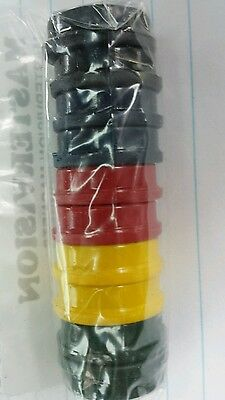 """NEW! - MASTERVISION IM140909 ASSORTED CIRCLE COLOR MAGNETS, 3/4"""" DIAM, 10 pack"""