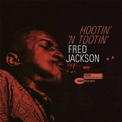 Fred Jackson - Hootin' 'N Tootin'++2 LPs 180g 45rpm+Analogue Productions+NEU+OVP