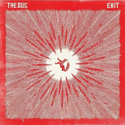 "THE BUG - EXIT Double 12"" Vinyl (New & Sealed) Inc Void Black Wasp Function"