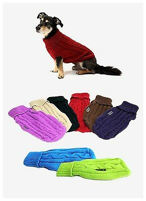 Wolters Hunde Strickpullover Hundepullover Winterpullover auch Mops & Co.