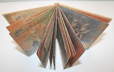 BOOK Volume2 The Iron Fairies *BRAND NEW-but faulty*+ 2x Finger Puppets EXCLUSIV