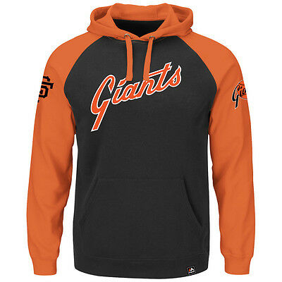 MLB Hoody Hoodie Kaputzenpullover SAN FRANCISCO GIANTS Cooperstown sweater