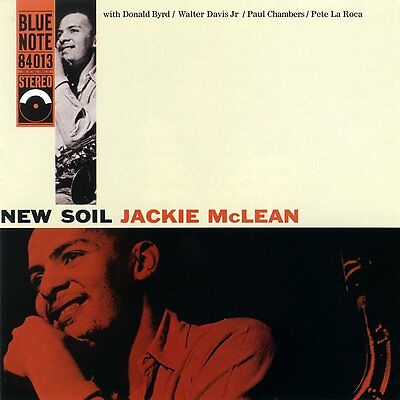 Jackie McLean - New Soil++2 LPs 180g 45rpm+Analogue Productions+NEU+OVP