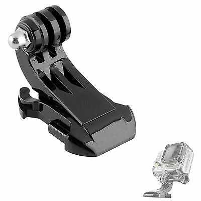 GoPro Supporto Verticale per Hero 5 4 3+ 3 2 1 Vertical Surface J-Hook Buckle