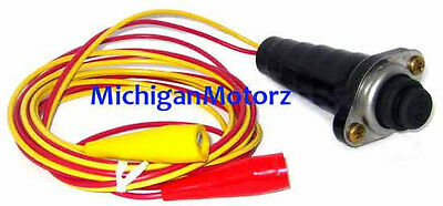 Genuine MerCruiser REMOTE Starter Switch Kit - 91-52024A1