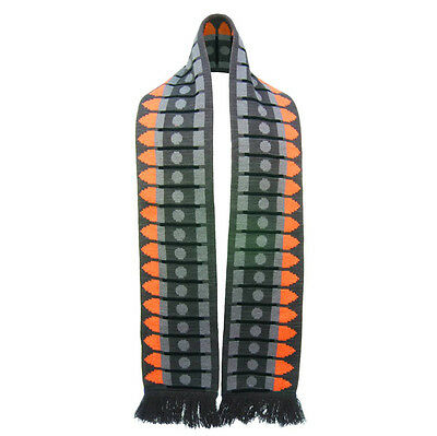 Team Fortress 2 Bandolier Scarf Bullet Cartrige Design Orange and Gray