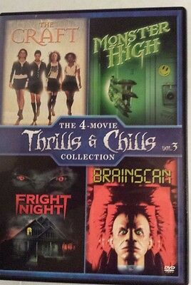 Horror Collector's Set (DVD, 2009)