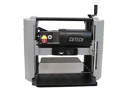 "Cutech 40100H-CT 13"" Spirial Cutterhead Planer - Economy Model"