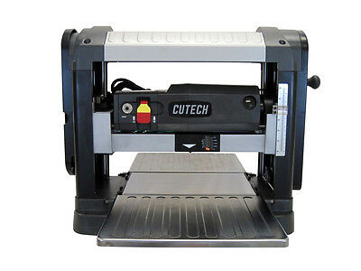 "Cutech 40200H-CT 13"" Spirial Cutterhead Planer - Professional Model"