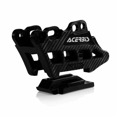 Acerbis NEW Mx Honda CRF 250 450 R X 2007-2016 Black Motocross 2.0 Chain Guide