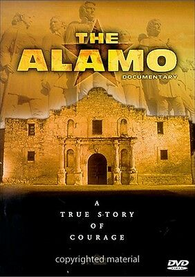 The Alamo: A True Story of Courage (DVD, 2004), New