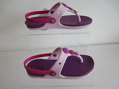 Crocs Kids Feat K Ultraviolet Clog R41B MB1