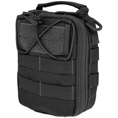 Maxpedition FR-1 Medical Pouch Multipurpose Tactical Organizer MOLLE Pack Black