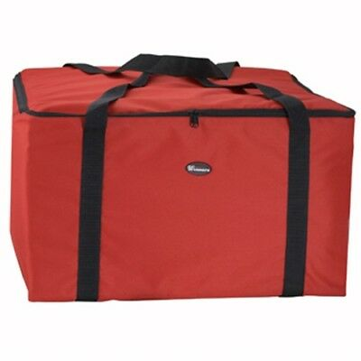 "Winware by Winco BGDV-22 Pizza Delivery Bag 22"" x 22"" x 13"""