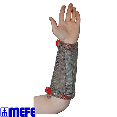 Stainless Steel Chain Mesh Arm Guard (CAT 127 G19)
