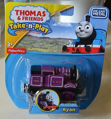 Thomas and Friends Take n Play RYAN Portable NEW