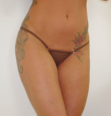 By Zoe..Stripper Midi / Broad  Thong/ G string