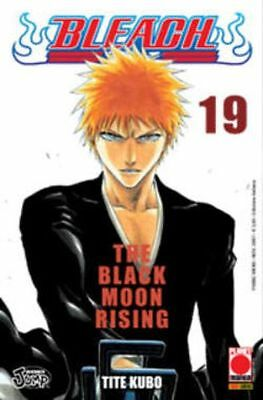 PM0318 - Planet Manga - Bleach 19 - Ristampa - Nuovo !!!
