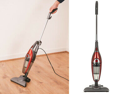 2 In 1 Hand Held Vacuum Cleaner Upright Bagless Compact Lightweight Hoover 800W
