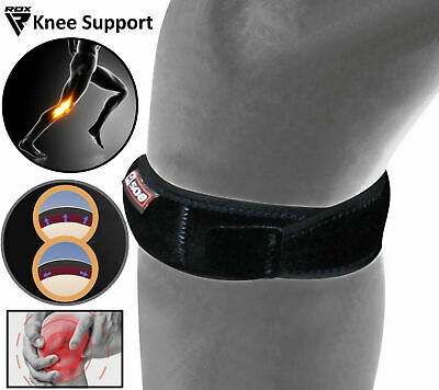 RDX Runners Knee Strap Support Protector Band Patella Brace Jumper Sports Gym