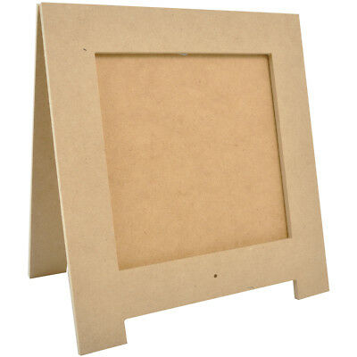 "Beyond The Page MDF Chalk Board Frame 10.25""X11""X7"" W/Easel Back SB2326"