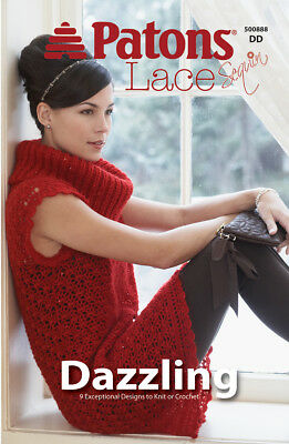 Patons Dazzling   Lace Sequin PA-888