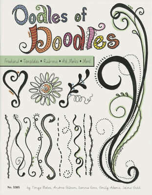 Design Originals Oodles Of Doodles DO-5305