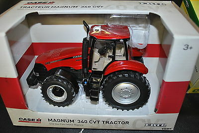 1/32 Case IH Magnum 340 tractor w/ fwd by Ertl, new in box, very nice