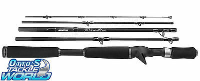 Silstar Rambler 5 Piece Travel Rod (SCR-5105) BRAND NEW at Otto's Tackle World