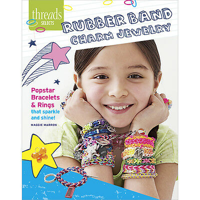 Taunton Press Rubber Band Charm Jewelry TA-10888