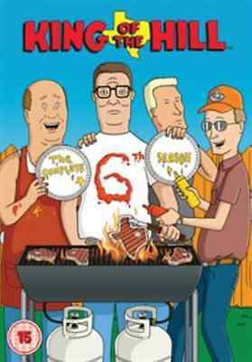 King of the Hill: Season 6 DVD NEW
