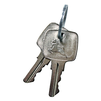 John Deere Original Equipment KEYS #AR51481
