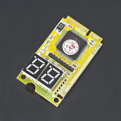 Mini 3 in1 PCI PCI-E LPC PC Laptop Analyzer Tester Diagnostic Post Test Card HC
