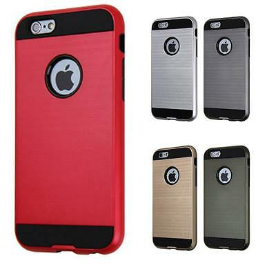 VERUS Shock Proof Heavy Duty Hybrid  Bumper Case Cover for iPhone 5/5S 6 6S Plus