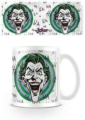 Batman - Dc Comics - Ceramic Coffee Mug / Cup (The Joker- Hahaha)
