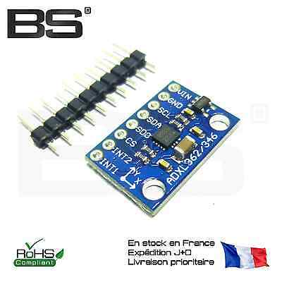 GY346 ADXL346 GY-346 3 axis accelerometer replace ADXL345 accelerometre 3 axes