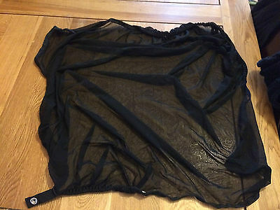 Babystyle OYSTER **MOSQUITO NET**   stored in under foot rest pouch