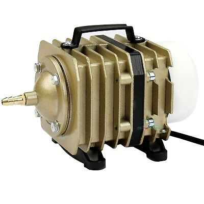 O2 Commercial Air Pump 952GPH Aquarium Hydroponics Aquaponics Fish Pond