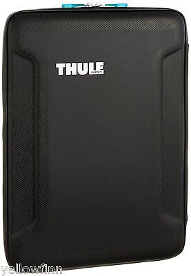 "THULE Gauntlet 2.0 Rigid Hard Case Cover Sleeve Zip MacBook Pro 15"" & Pro Retina"