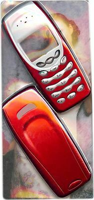 New!! Red Housing / Fascia / Cover / Case for Nokia 3410 / 3410i