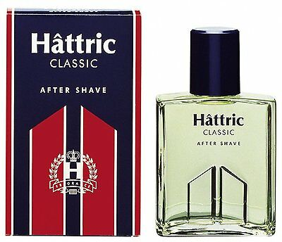 Hattric Classic AFTER SHAVE 100ml Glasflasche (9,49€=100ml)
