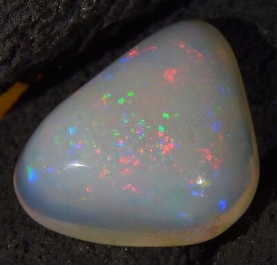HUGE Australian Cooberpedy Solid Natural Genuine Fire Opal 4.5 Carats SEE VIDEO