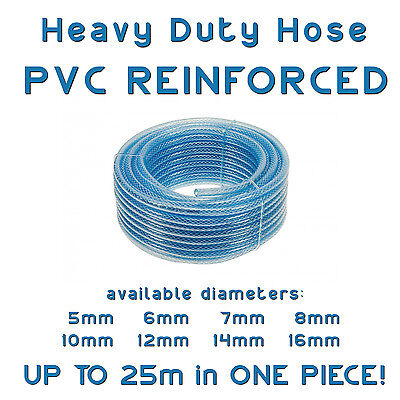 PVC Hose Reinforced Cotton Braided, Diesel, Oil, Water, Pipe Pump