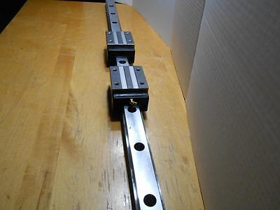 Thk Hsr45 Linear Motion Bearing Assembly Hsr45R2Ssc1+1410Lh