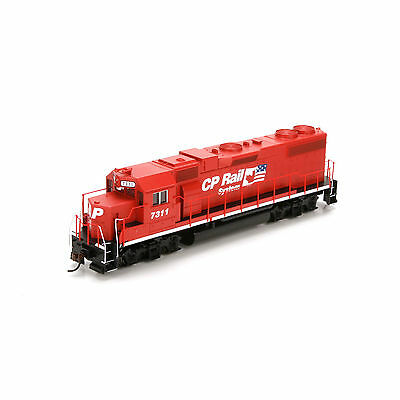 Athearn RTR Canadian Pacific CPR GP38-2 Locomotive #7310 - HO - DC