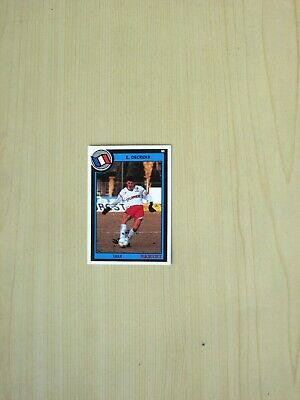 Carte official football cards panini 1993  DECROIX   LILLE  LOSC